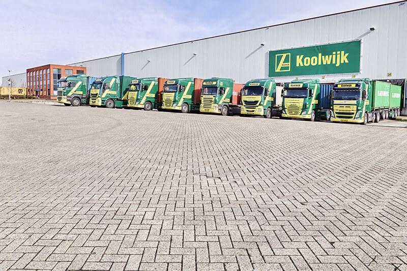 Warehousing in multimodal logistics